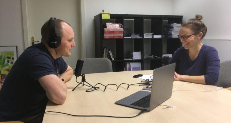 Podcast s Martinem Loučkou